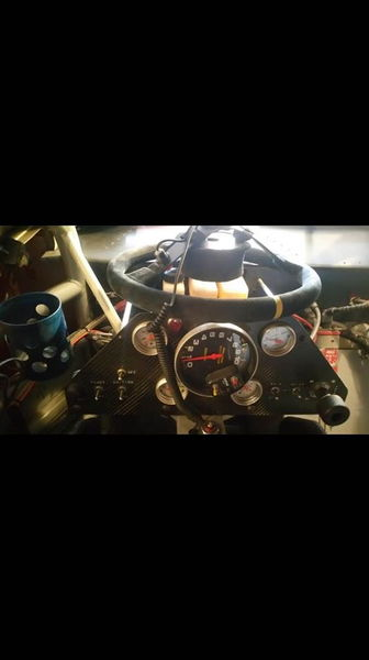 Very fast & Clean Howe Chassis  for Sale $24,000