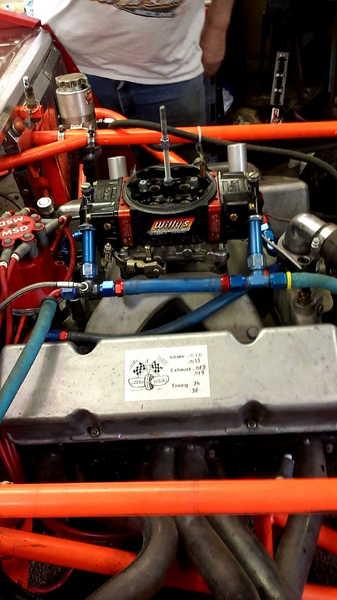 Willys 750 cfm gas carburetor  for Sale $600