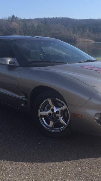 2002 Pontiac Firebird  for Sale $8,000