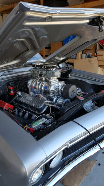 1966 Chevrolet Bel Air  for Sale $70,000
