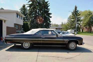 1975 CHEVROLET CAPRICE CLASSIC  for Sale $24,949