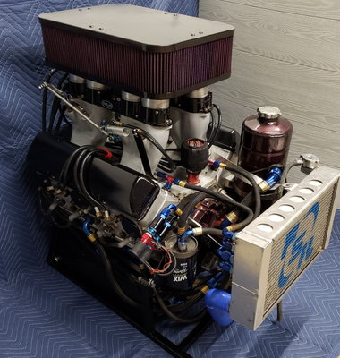 410 Engine  - All Pro 286-4
