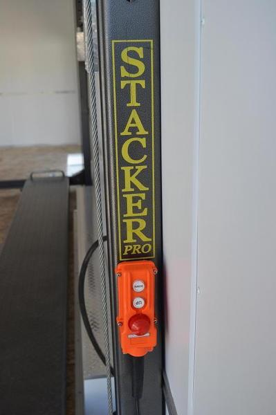 26' Team Spirit Stacker w/ 6000# Triple Axles