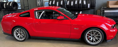 2012 Mustang Gt