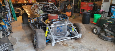 2009 Tracer. Complete Racing sellout