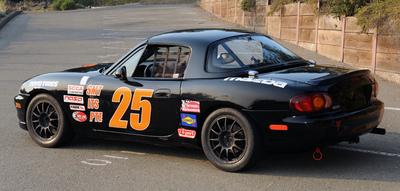 '99 Miata Ready to Race