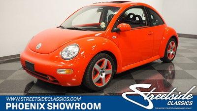 2002 Volkswagen New Beetle GLS Turbo