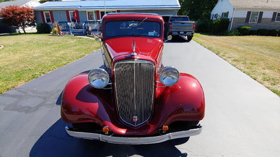 RARE STEEL 1934 CHEVROLET TRADES WELCOME