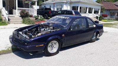 92 beretta twin turbo