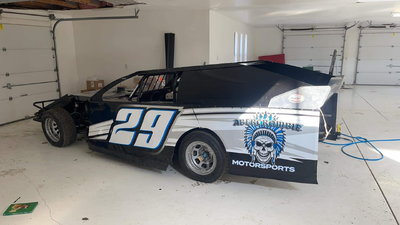 2020 Vanderbilt IMCA/USRA mod (car 35)