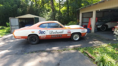 74 Plymouth Duster