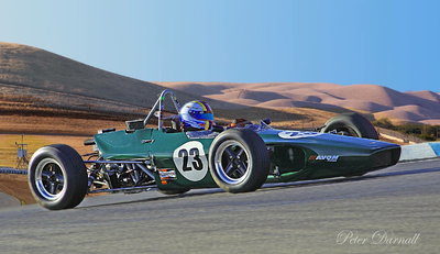 1972 Lola T 204