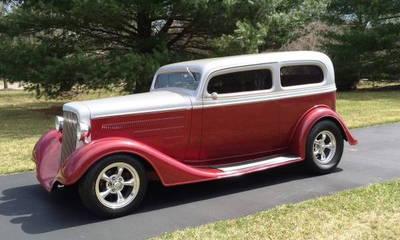 ###1934 Chevrolet  ###