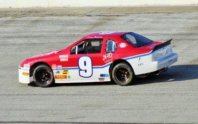 BabyGrand Race Car