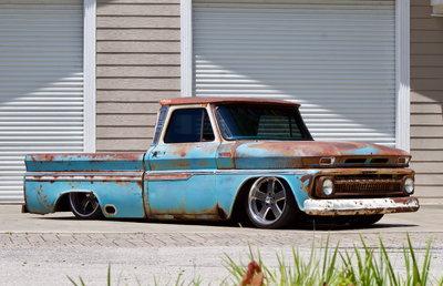 1965 Chevrolet C10 Fleetside Resto-Mod