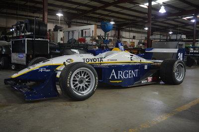 Swift 014 Formula Atlantic (Chassis #36)