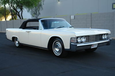 1965 Lincoln  Continential