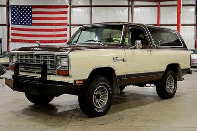 1981 Dodge Ramcharger