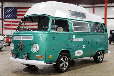 1972 Volkswagen Transporter