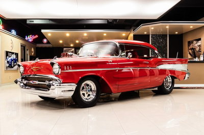 1957 Chevrolet Bel Air Restomod