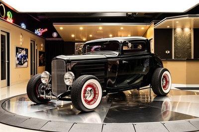 1932 Ford 3 Window