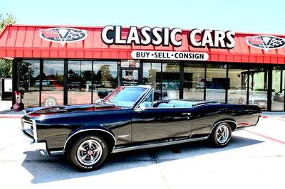 1966 Pontiac GTO. LS1 Restomod