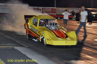 1977 Corvette roller