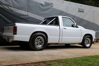 91 Chevy S-10 Race Truck