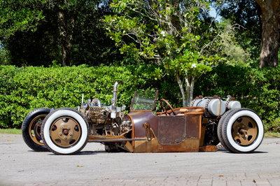 1918 Dodge Brothers Model 30 Dually Rat Rod