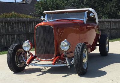 Custom 1932 Ford All Steel Highboy