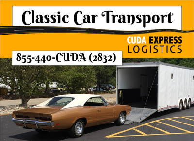 Classic and Exotic Auto Transport