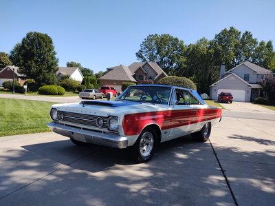 66 Plymouth Bel II, HEMI!