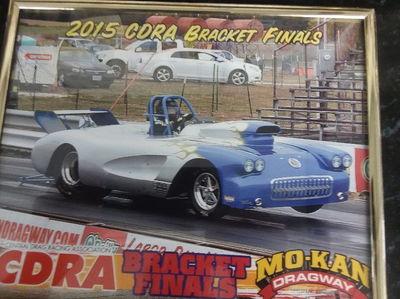 58 Corvette roadster