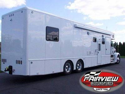 FAIRVIEW MOTORSPORTS/NRC 30' LEVEL II MOTORHOME  for Sale $161,625