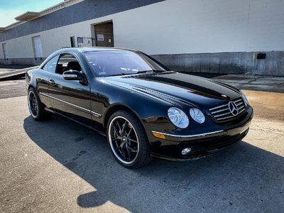 2004 Mercedes-Benz CL600