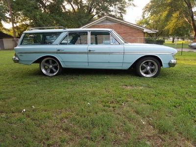 1963 American Motors Rambler