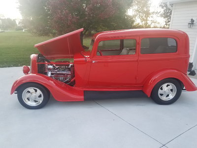 1934  sale or trade willing to give on higher end car