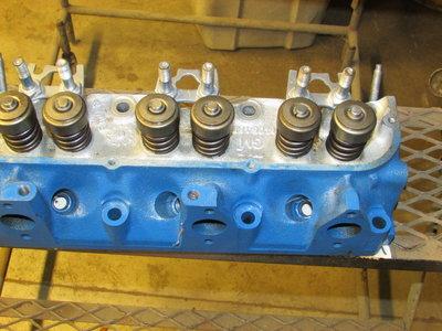6 Cylinder Heads