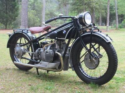 1928 BMW R 52
