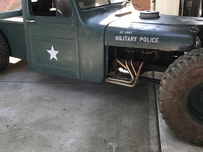 '58 Willys Pickup