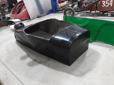 1927 Fiberglass Roadster Tub