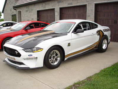 2018/19 New Cobra Jet Supercharged 5.2 Coyote