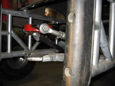 Mod 4x4 rolling chassis-Barker