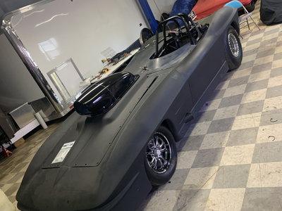63 vett left steer roadster