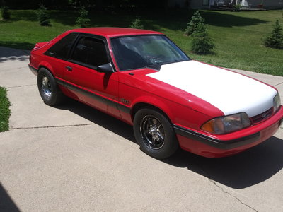 1990 Mustang Foxbody lx