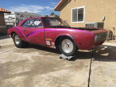 1967 Camaro Roller