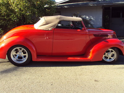 1938 Ford Hot Rod