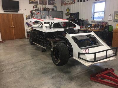 2018 shaw modified race ready