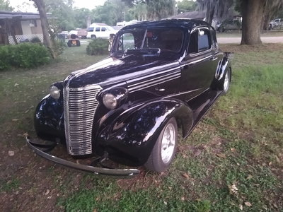 38 Chevy coupe all still very clean sell or trade