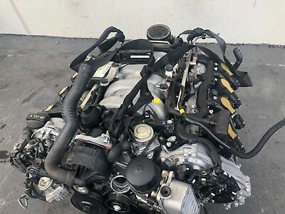2010-2012 MERCEDES W164 X164 GL550 ML550 COMPLETE ENGINE MOT
